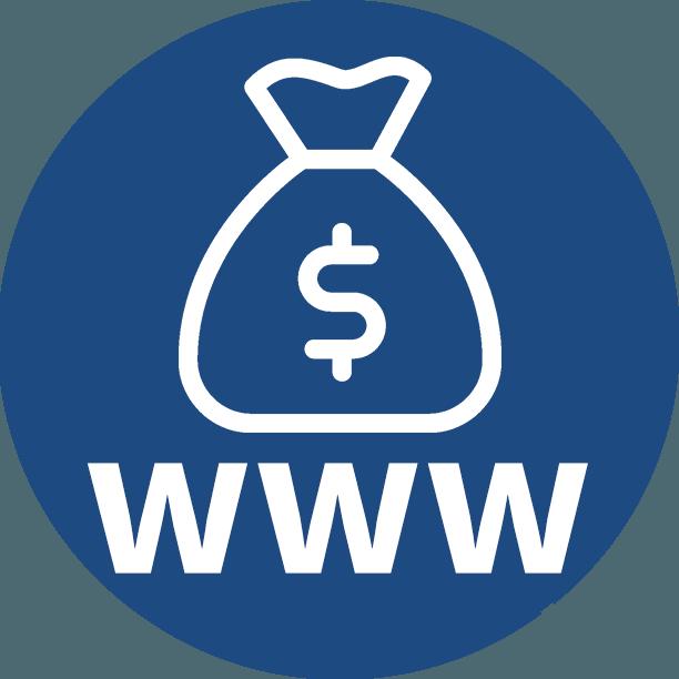 אייקון של אתרי מסחר אלקטרוני